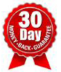 30-Day 100% Money-back Guarantee